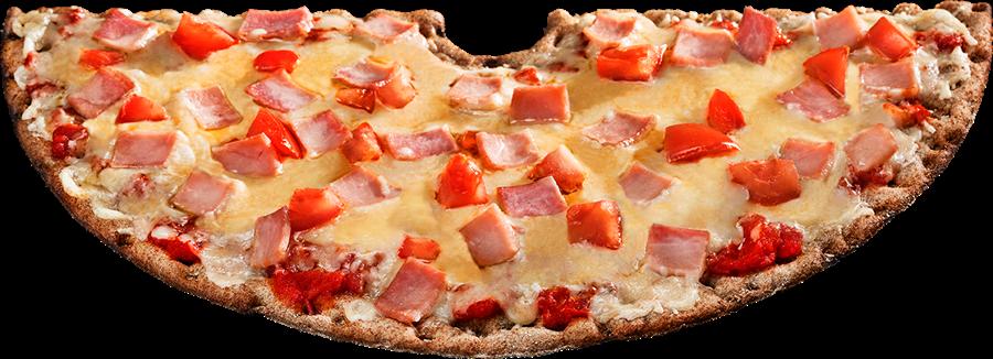 knäckebröd pizza recept